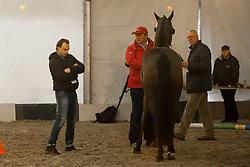 Von Stein Georg, GER, <br /> Jumping Mechelen 2017<br /> © Sharon Vandeput<br /> 29/12/17