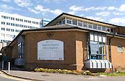 Singleton hospital, Swansea, South Wales, West Glamorgan, UK