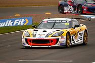 Rob Boston(GBR) Rob Boston Racing during the Millers Oil Ginetta GT4 Supercup Championship at Knockhill Racing Circuit, Dunfermline, Scotland on 15 September 2019.
