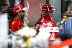 November 8, 2018 - Sao Paulo, Brazil - Motorsports: FIA Formula One World Championship 2018, Grand Prix of Brazil World Championship;2018;Grand Prix;Brazil ,  #7 Kimi Raikkonen (FIN, Scuderia Ferrari) (Credit Image: © Hoch Zwei via ZUMA Wire)