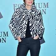 Emilia Fox arrivers Skate at Somerset House with Fortnum & Mason Launch party, London, Somerset House, 12 November 2019, London, UK.