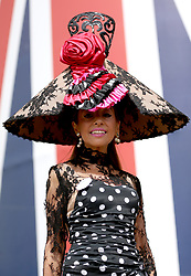 Tracy Rose during day five of Royal Ascot at Ascot Racecourse.