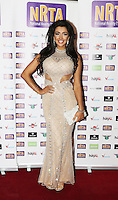 Chloe Khan, National Reality TV Awards, Porchester Hall, London UK, 29 September 2016, Photo by Richard Goldschmidt