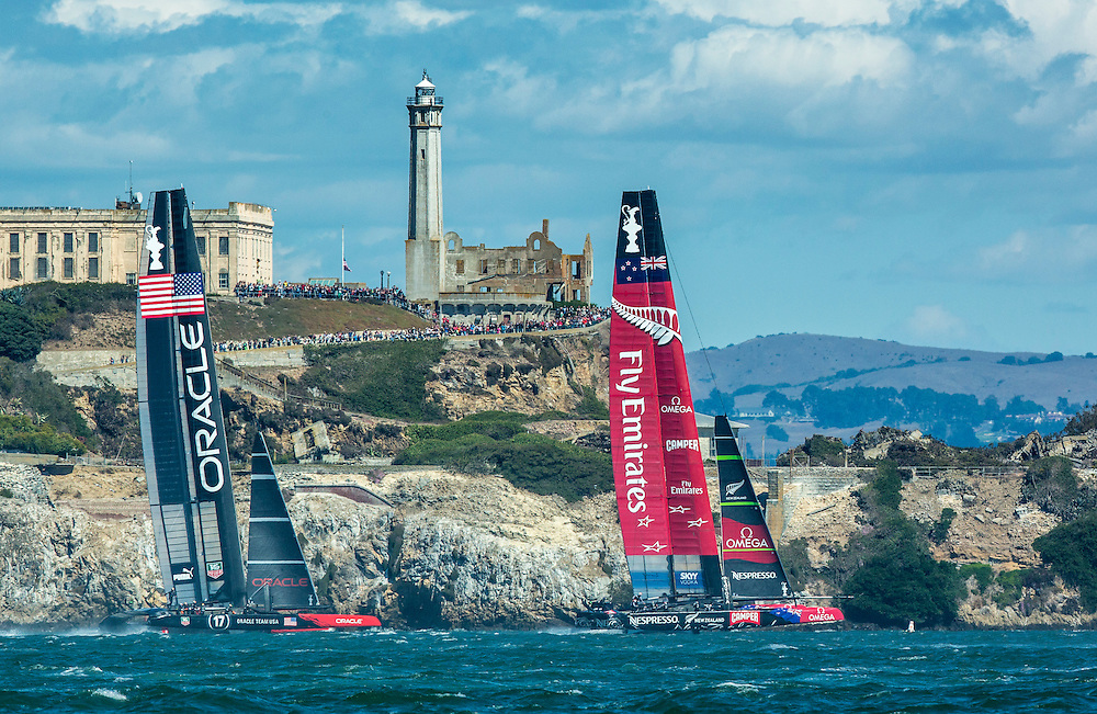ORACLE Team USA<br /> wins the America's Cup<br /> Race 19<br /> <br /> 2013 America's Cup