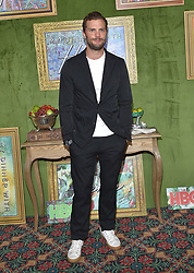 October 4, 2018 - Hollywood, California, U.S. - Jamie Dornan arrives for the HBO's 'My Dinner With Herve' Los Angeles Premiere on the Paramount Studios Lot. (Credit Image: © Lisa O'Connor/ZUMA Wire)