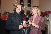 DEBORAH MILNER; TIGGY SALT, Isabella Blow: Fashion Galore! private view, Somerset House. London. 19 November 2013