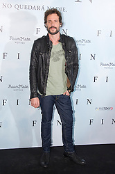 Daniel Grao attends a photocall for 'Fin', Room Mate Oscar Hotel, Madrid, Spain, November 20, 2012. Photo by Oscar Gonzalez / i-Images...SPAIN OUT