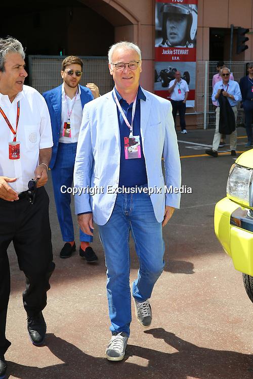 MONACO FORMULA ONE<br /> <br /> CLAUDIA RAINIERI at the Formula One  in Monaco… <br /> ©Exclusivepix Media