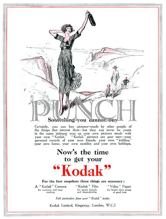(Kodak advertisement)