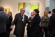 WILLIAM AQUAVELLA; MICHAEL BLOOMBERG MAY OF NEW YORK, , VIP Opening of Frieze Masters. Regents Park, London. 9 October 2012