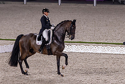 Schneider Dorothee, GER, Showtime FRW, 138<br /> Olympic Games Tokyo 2021<br /> © Hippo Foto - Dirk Caremans<br /> 28/07/2021