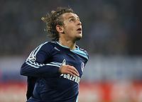 Photo: Maarten Straetemans/Sportsbeat Images.<br /> Shalke 04 v Chelsea. UEFA Champions League. 06/11/2007.<br /> Rafinha of Schalke