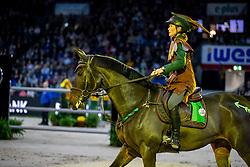 Sprehe Jörne, GER, Solero<br /> Stuttgart - German Masters 2018<br /> © Hippo Foto - Stefan Lafrentz
