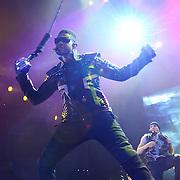 PHILADELPHIA, PA - DECEMBER 16:  Usher performs at the Wells Fargo Center on December 16, 2010 in Philadelphia, Pennsylvania.  (Photo by Lisa Lake/Getty Images)