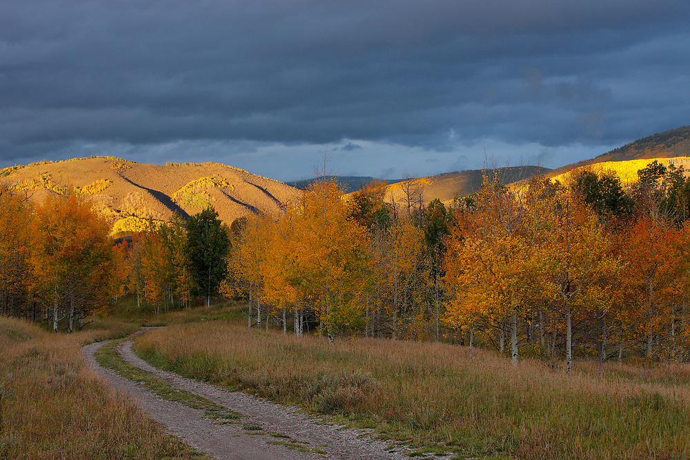 Knapp Ranch, Eagle County, Colorado