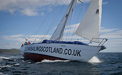 Clyde Cruising Club's Scottish Series 2019<br /> 24th-27th May, Tarbert, Loch Fyne, Scotland<br /> <br /> Day 1 - GBR61L, Taeping, Lewis LearningG Porter, Clyde Cruising Club, Clipper 60<br /> <br /> Credit: Marc Turner / CCC