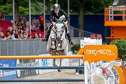 SCHULZE TOPPHOFF Philipp (GER), CONCORDESS NRW<br /> Münster - Turnier der Sieger 2019<br /> BRINKHOFF'S NO. 1 -  Preis<br /> CSI4* - Int. Jumping competition  (1.50 m) -<br /> 1. Qualifikation Grosse Tour <br /> Large Tour<br /> 02. August 2019<br /> © www.sportfotos-lafrentz.de/Stefan Lafrentz