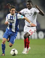 20120212: PORTO, PORTUGAL – Liga Zon Sagres 2011/2012: FC Porto vs Uniao Leiria.<br /> In photo: Joao Moutinho.<br /> PHOTO: PEDRO PEREIRA/CITYFILES