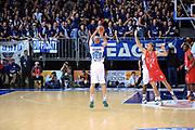 DESCRIZIONE : Cantù Lega A 2012-13 Acqua Vitasnella Cantù EA7Emporio Armani Milano  <br /> GIOCATORE : Maarten Leunen<br /> CATEGORIA : Tre punti<br /> SQUADRA : Acqua Vitasnella Cantù<br /> EVENTO : Campionato Lega A 2013-2014<br /> GARA : Acqua Vitasnella Cantù EA7Emporio Armani Milano <br /> DATA : 23/12/2013<br /> SPORT : Pallacanestro <br /> AUTORE : Agenzia Ciamillo-Castoria/I.Mancini<br /> Galleria : Lega Basket A 2013-2014  <br /> Fotonotizia : Cantù Lega A 2013-2014 Acqua Vitasnella Cantù EA7Emporio Armani  Milano <br /> Predefinita :
