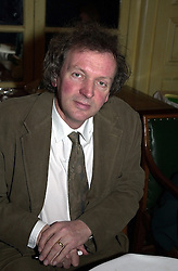 Writer RUPERT SHELDRAKE at a reception in London on 15th February 2000.OAY 23