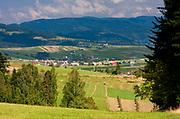 Krajobraz okolice Sromowców Wyżnich