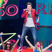 NLD/Hilversum/20151211 - 2e Liveshow The Voice of Holland, TVOH, Daniel Kist