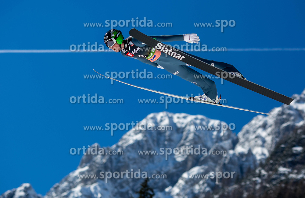 Bor Pavlovcic (SLO) during the Qualification Round of the Ski Flying Hill Individual Competition at Day 1 of FIS Ski Jumping World Cup Final 2019, on March 21, 2019 in Planica, Slovenia. Photo by Masa Kraljic / Sportida