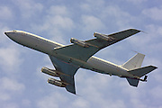 Israeli Air force Boeing 707 refuelling aircraft .