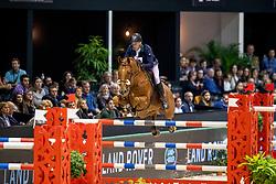 Lynch Denis, IRL, Rubens LS La Silla<br /> Jumping International de Bordeaux 2020<br /> © Hippo Foto - Dirk Caremans<br />  08/02/2020