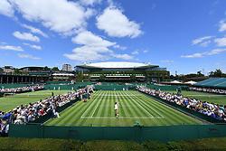 July 1, 2019 - London, Great Britain - All England Cricket Club (Credit Image: © Panoramic via ZUMA Press)