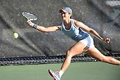 1/18/15 Women's Tennis vs Vanderbilt