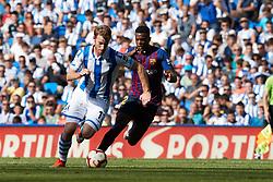September 15, 2018 - R. Pardo (midfielder; Real Sociedad) during the Spanish football of La Liga Santander, match between Real Sociedad and FC Barcelona at the Anoeta stadium, in San Sebastian, Spain, on Saturday, September 15, 2018. (Credit Image: © AFP7 via ZUMA Wire)