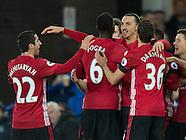 Everton v Manchester United 041216