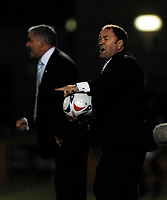 Photo: Richard Lane.<br />Northampton Town v Bristol City. Coca Cola League 1. 29/08/2006. <br />City's manager, Gary Johnson.