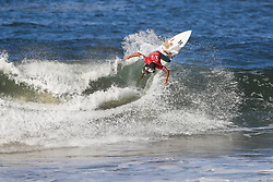 October 25, 2017 - Julian Wilson of Australia keeps his title hopes alive by advancing to the Final of the MEO Rip Curl Pro Portugal after defeating Kolohe Andino of the USA in Semifinal Heat 1 at Supertubos, Peniche, Portugal...MEO Rip Curl Pro Portugal 2017, Oeste Subregion, Portugal - 25 Oct 2017 (Credit Image: © Rex Shutterstock via ZUMA Press)