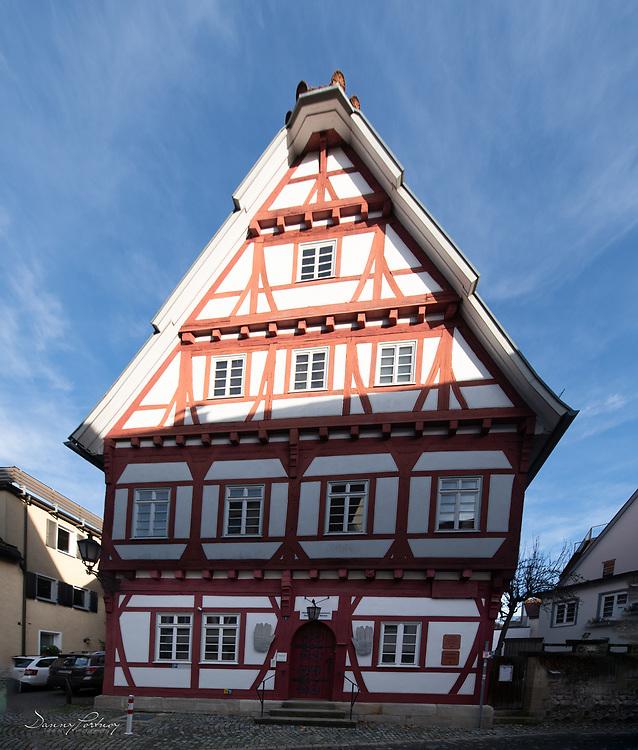 Old city of Esslingen