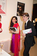 TALINE TEMIZIAN; SASHA BAILEY; , Art Antiques London Party in the Park, in aid of Great Ormond Street Hospital Childrens Charity. Kensington Gdns opposite the Albert Hall. London. 11 June 2013.