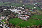 An aerial view in February 2012 of the Killarney Industrial Estate..Picture by Don MacMonagle