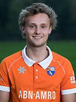 BLOEMENDAAL -  Sam Martens (Bldaal)  Heren I, seizoen 217-2018. COPYRIGHT KOEN SUYK