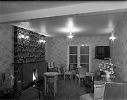 10/10/1960<br /> 10/10/1960<br /> 10 October 1960<br /> Views of Hotel Pierre in Dun Laoghaire, Dublin.