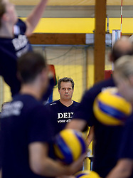 30-09-2014 ITA: World Championship Volleyball Training Nederland, Verona<br /> Coach Gido Vermeulen