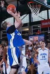 25 June 2011:  at the 2011 IBCA (Illinois Basketball Coaches Association) boys all star games.