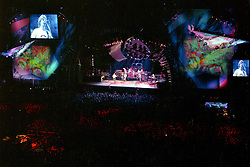 """The Grateful Dead Live at Giants Stadium 03 August 1994. Photograph taken during the song """"El Paso"""""""