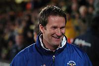Photo: Ashley Pickering.<br /> Norwich City v Blackpool. The FA Cup. 13/02/2007.<br /> Blackpool manager, Simon Grayson