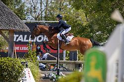 Peeters Jef, BEL, Contiki AH Z<br /> Belgisch Kampioenschap Jeugd Azelhof - Lier 2020<br /> <br /> © Hippo Foto - Dirk Caremans<br /> 30/07/2020