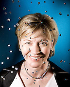 Diane Irvine, CEO of Blue Nile diamonds