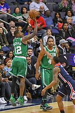 Washington Wizards v Boston Celtics - 10 April 2018