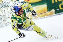 SVINDAL Aksel Lund of Norway during the 2nd Run of 7th Men's Giant Slalom - Pokal Vitranc 2013 of FIS Alpine Ski World Cup 2012/2013, on March 9, 2013 in Vitranc, Kranjska Gora, Slovenia.  (Photo By Matic Klansek Velej / Sportida.com)