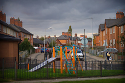 The Braunstone Estate, general view, Leicester, England, United Kingdom.
