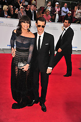 © licensed to London News Pictures. London, UK  22/05/11 Daisy Lowe and Matt Smith attends the BAFTA Television Awards at The Grosvenor Hotel in London . Please see special instructions for usage rates. Photo credit should read AlanRoxborough/LNP